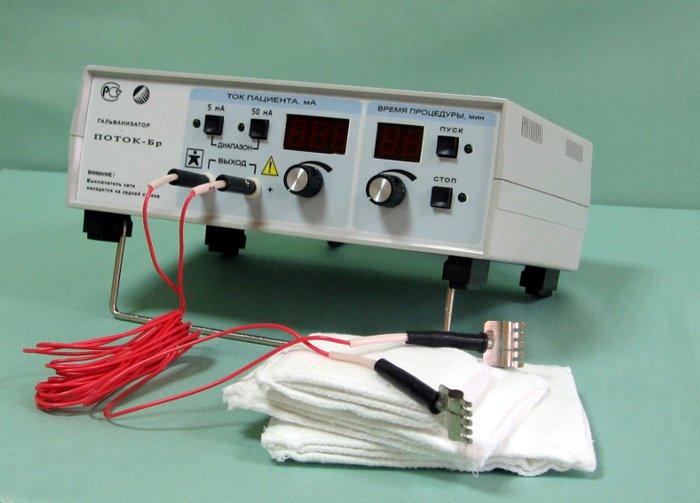 Сделать аппарат для электрофореза
